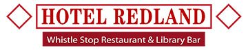Hotel Redland Restaurant - The historic Hotel Redland in Homestead features the Whistle Stop Restaurant and Library Bar