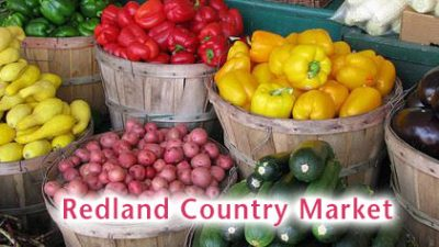Redland Country Market is open on Saturdays at SW 248th Street and 162nd Avenue