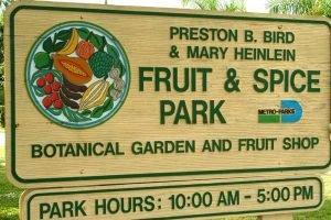 Preston B. Bird/Mary Heinlein Fruit and Spice Park