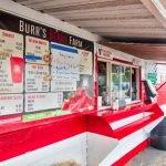 Burrs Berry Farm - Milkshakes