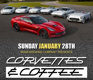 Corvettes and Coffee