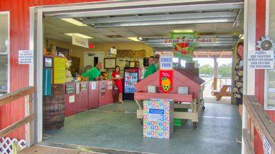 Curbside Market and Milkshakes on Krome Avenue