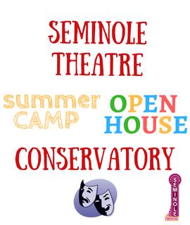 Seminole Theatre Camp Open House