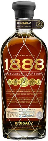 Brugal 1888 aged rum - Rum Time