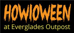 Howloween at Everglades Outpost