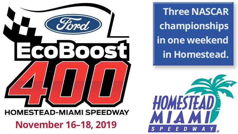 Homestead NASCAR Championship Weekend
