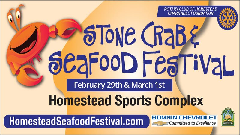 Homestead Rotary Stonecrab and Seafood Festival